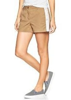 Sunkissed side-stripe shorts