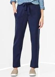 Tencel&#174 track pants