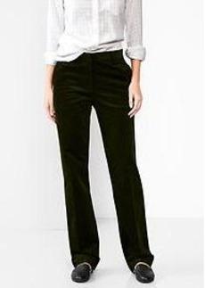 Trouser cord pants