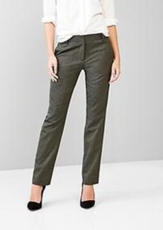 True straight pants