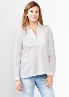 Tux popover shirt