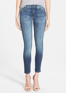Genetic 'Daphne' Mid Rise Crop Skinny Jeans (Orion)