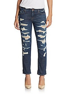 Genetic Denim Alexa Distressed Jeans