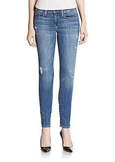 Genetic Denim Stem Mid-Rise Skinny Jeans