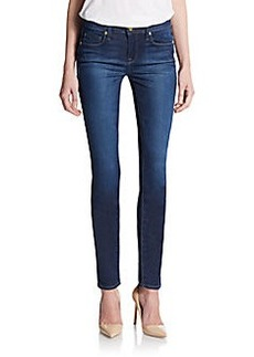 Genetic Denim Stem Mid-Rise Skinny Jeans
