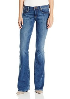 Genetic Denim Women's Leaf Fit-and-Flare Jean in Arena