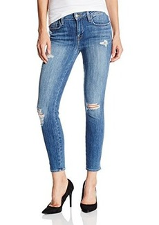 Genetic Denim Women's Loren Slim High Rise Jean In Destroy