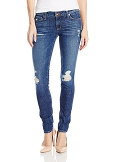 Genetic Denim Women's Shya Low Rise Distressed Skinny Jean