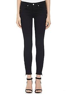Genetic James Zipper Skinny Jeans