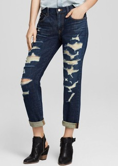 GENETIC Jeans - Alexa Slim Boyfriend in Heirloom