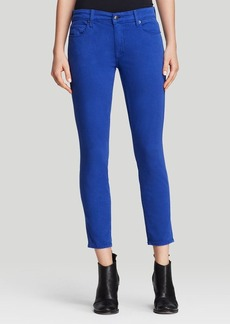 GENETIC Jeans - Brooke Mid Rise Crop Skinny in Warhol