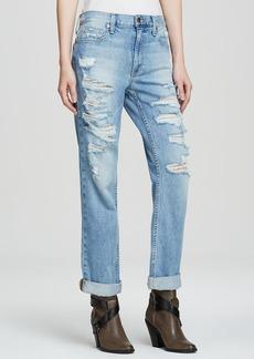 GENETIC Jeans - Gia Boyfriend in Ignite