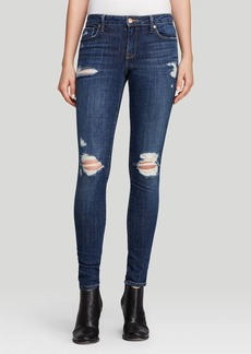 GENETIC Jeans - Shya Mid Rise Skinny in Aurora