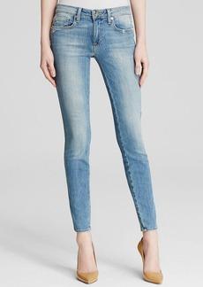 GENETIC Jeans - Shya Mid Rise Skinny in Lagoon