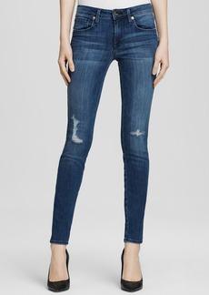 GENETIC Jeans - Shya Skinny Rips in Venue
