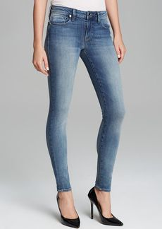 GENETIC Jeans - Stem Mid Rise Skinny in Nostalgic