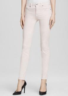 GENETIC Jeans - Stem Mid Rise Skinny in Petal