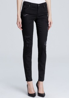 GENETIC Jeans - Stem Skinny Super Distressed in Skid