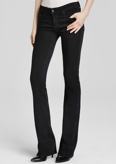 GENETIC Denim Bootcut Jeans in Dark Tin