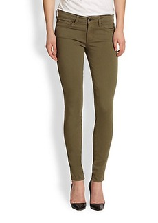 Genetic Loren Skinny Ankle Jeans