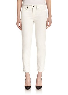 Genetic Los Angeles Cropped Matchstick Jeans