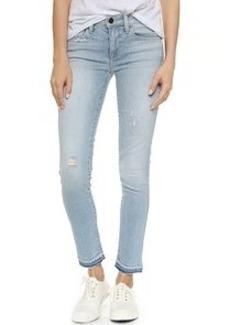 Genetic Los Angeles Daphne Crop Jeans