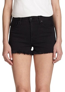 Genetic Los Angeles Farrah Cut-Off Denim Shorts