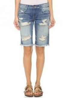 Genetic Los Angeles Jean High Rise Long Shorts