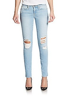 Genetic Los Angeles Shya Distressed Skinny Jeans
