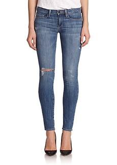 Genetic Los Angeles Stem Distressed Skinny Jeans