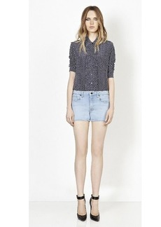 Genetic Los Angeles The Billie Mid-Rise Short