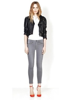 Genetic Los Angeles The Brooke Mid-Rise Crop Skinny