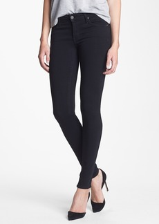 Genetic 'Shya' Cigarette Skinny Jeans (Dark Tin)