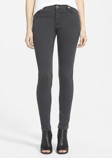 Genetic 'Stem' Mid Rise Skinny Jeans (Heroine)