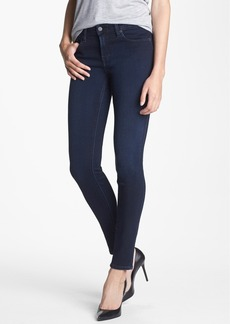 Genetic 'The Stem' Mid Rise Skinny Jeans (Pop Blue)