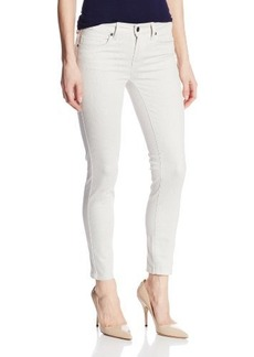 Genetic Women's Brooke Mid-Rise Crop Skinny Jean in Torque
