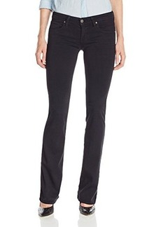 Genetic Women's Riley Slim Bootcut Jean in Dark Tin