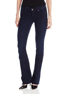 Genetic Women's Riley Slim Bootcut Jean in Havoc