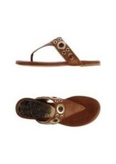 FERRE' MILANO - Thong sandal
