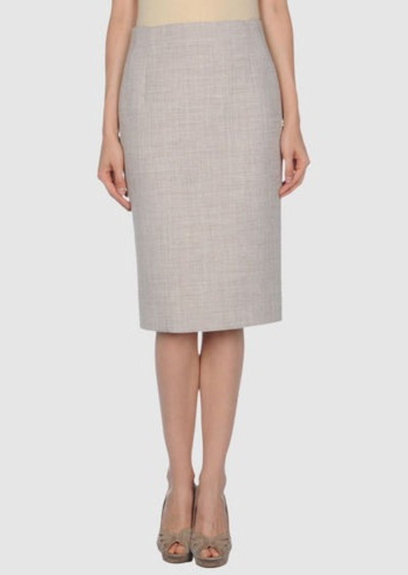 GIANFRANCO FERRE' - 3/4 length skirt