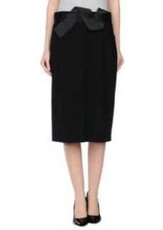 GIANFRANCO FERRE' - 3/4 length skirt
