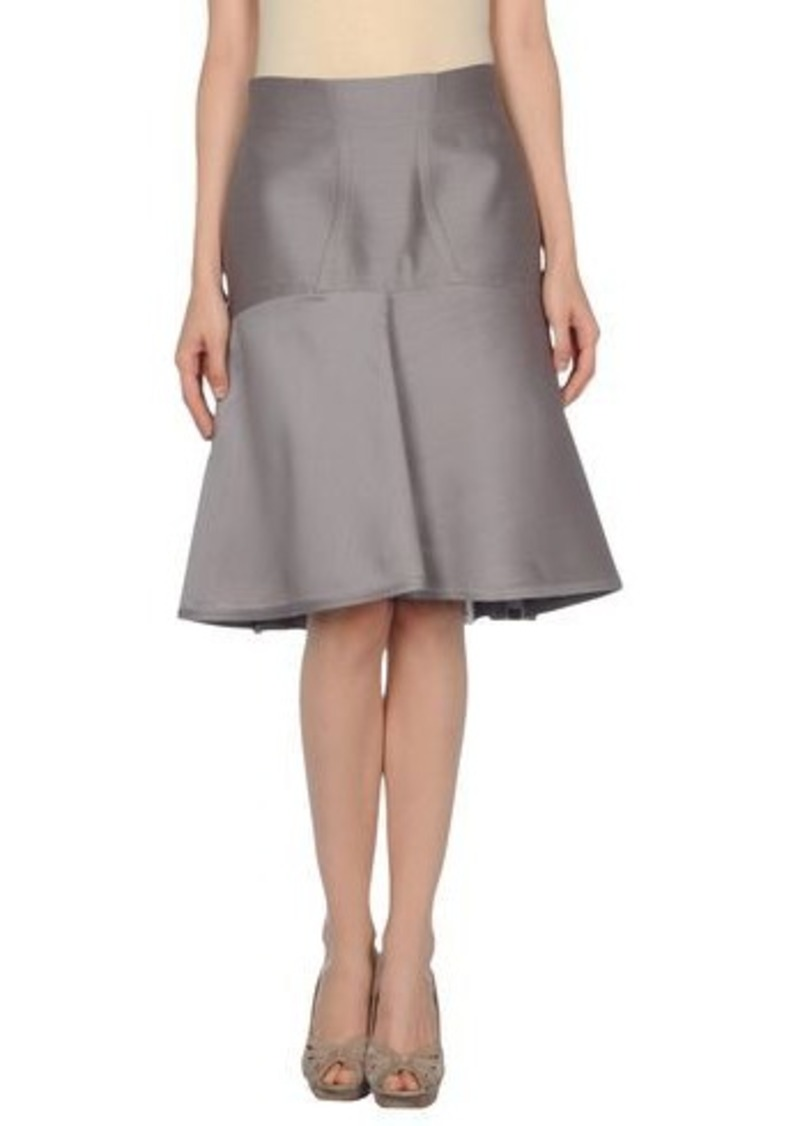 GIANFRANCO FERRE' - Knee length skirt