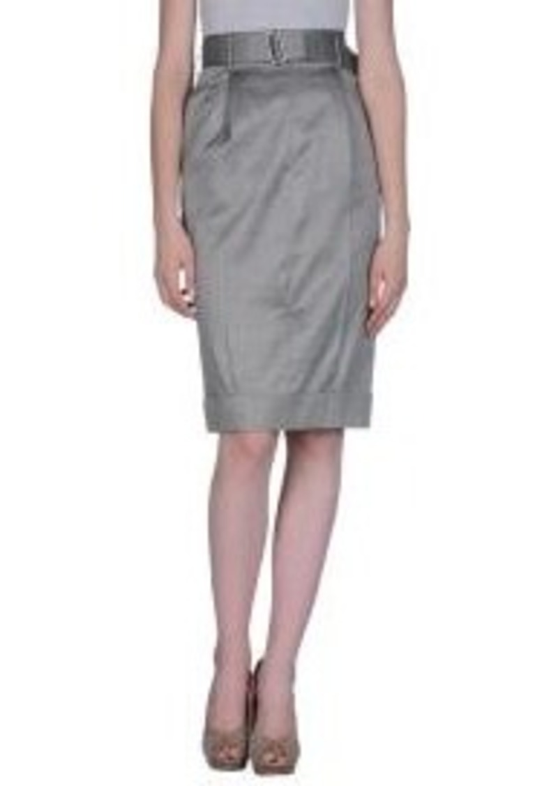GIANFRANCO FERRE' - Knee length skirt