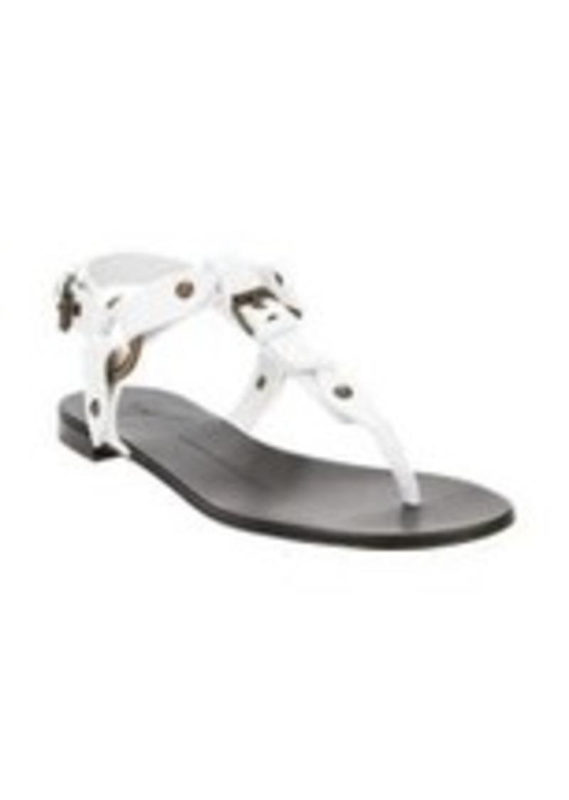 Giuseppe Zanotti Ankle-strap Thong Sandal