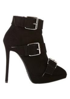 Giuseppe Zanotti Buckle-Strap Ankle Boots