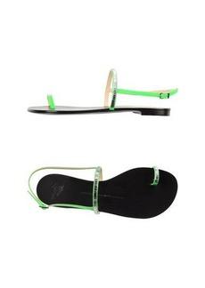 GIUSEPPE ZANOTTI DESIGN - Flip flops & clog sandals