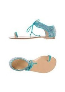 GIUSEPPE ZANOTTI DESIGN - Thong sandal