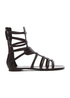 Giuseppe Zanotti Gladiator Leather Sandals