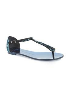 Giuseppe Zanotti Embellished Thong Sandal (Women)