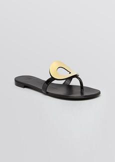Giuseppe Zanotti Flat Thong Sandals - Nuvorock